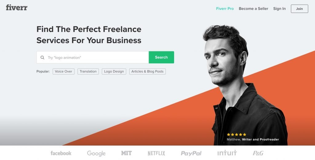 Fiverr 1024x520 1 16 ways to make money on Fiverr without any skills (in 2021)