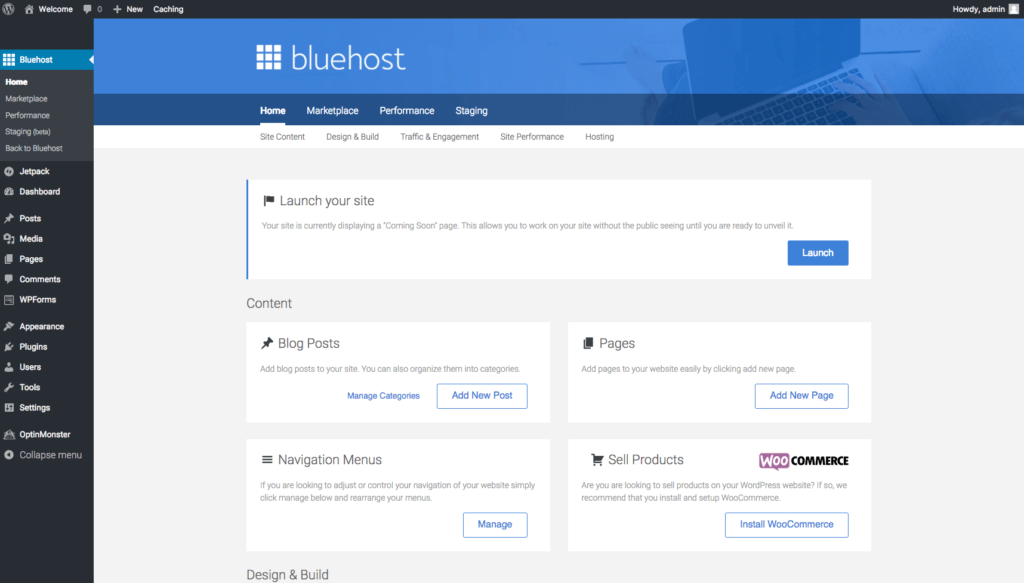 Bluehost Tools How to start a Blog in 2021 (and Make Money)