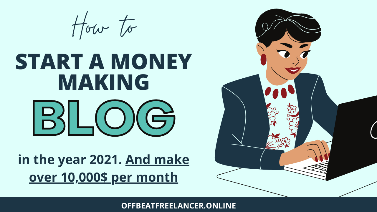 Untitled design How to start a Blog in 2021 (and Make Money)